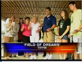 Field Of Dreams Drive In Theater Tiffin
